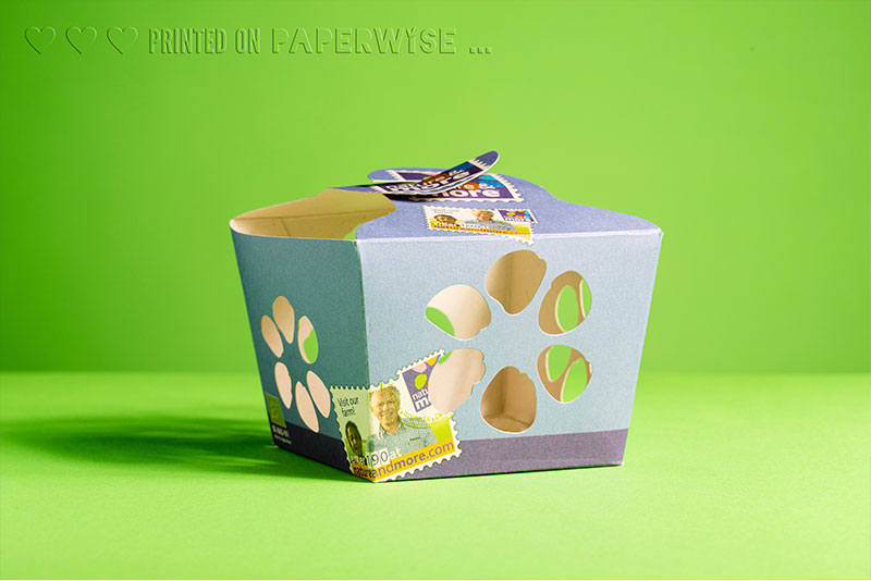 Paperwise packing box