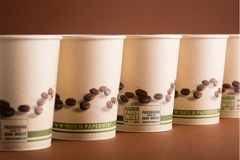 PaperWise packaging paper cups