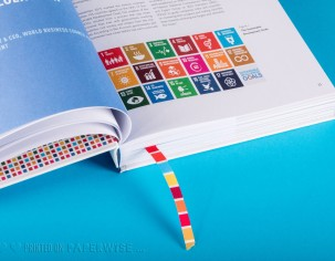 PaperWise eco friendly paper book sustainable printing Trillion Dollar Shift