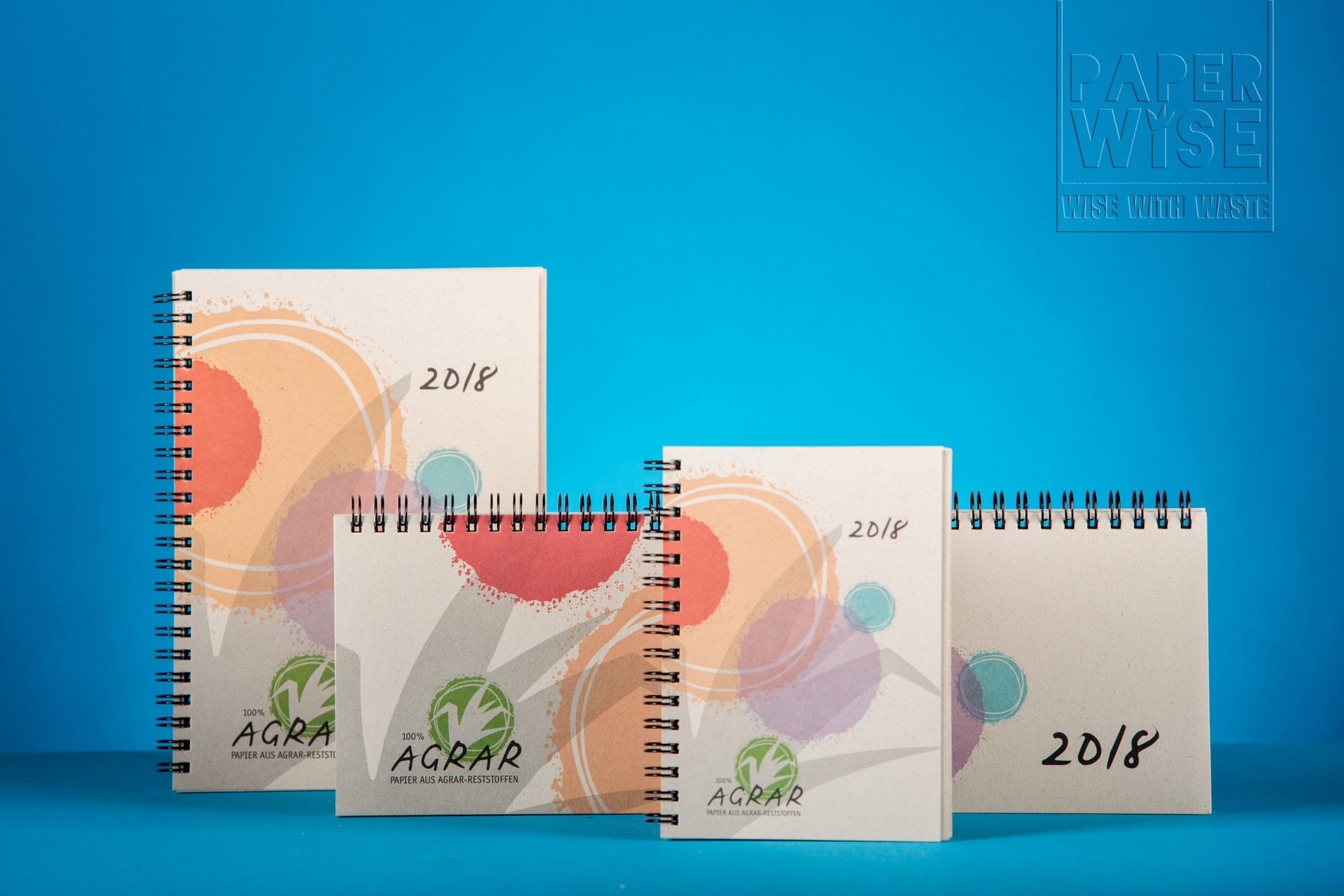 FROM PLANT WASTE TO SUSTAINABLE STATIONERY