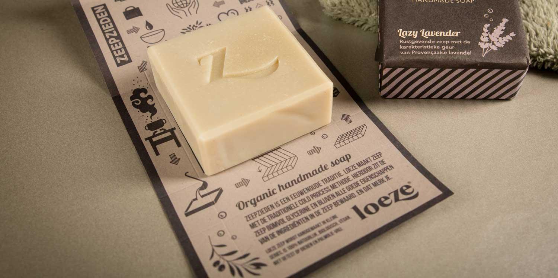 PaperWise e?co papier durable emballage cosme?tique beaute? savon cre?me soinsducorps Loeze