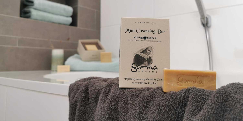 paperwise ecoresponsable papier durable eco emballage cosmetique beaute savon creme soinsducorps secret