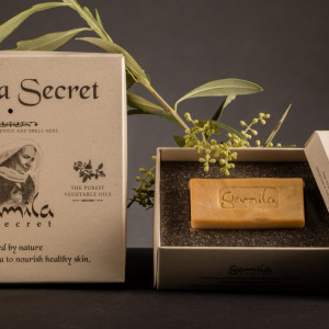 Soap packaging made from agricultural waste: beautiful and environmentally friendly