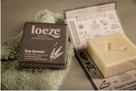 Sustainable soap wrapping