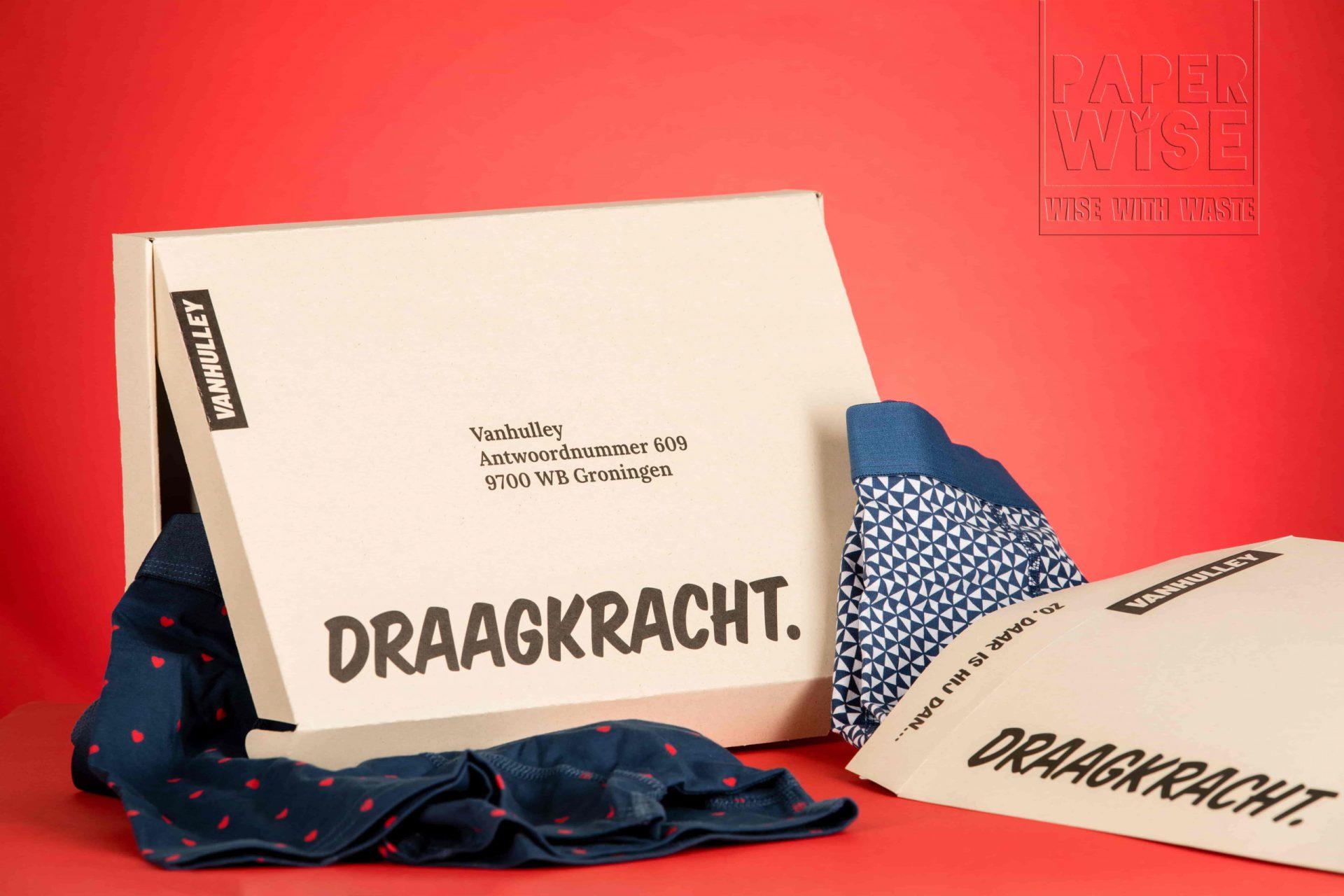 PaperWise packaging envelope VAN HULLEY