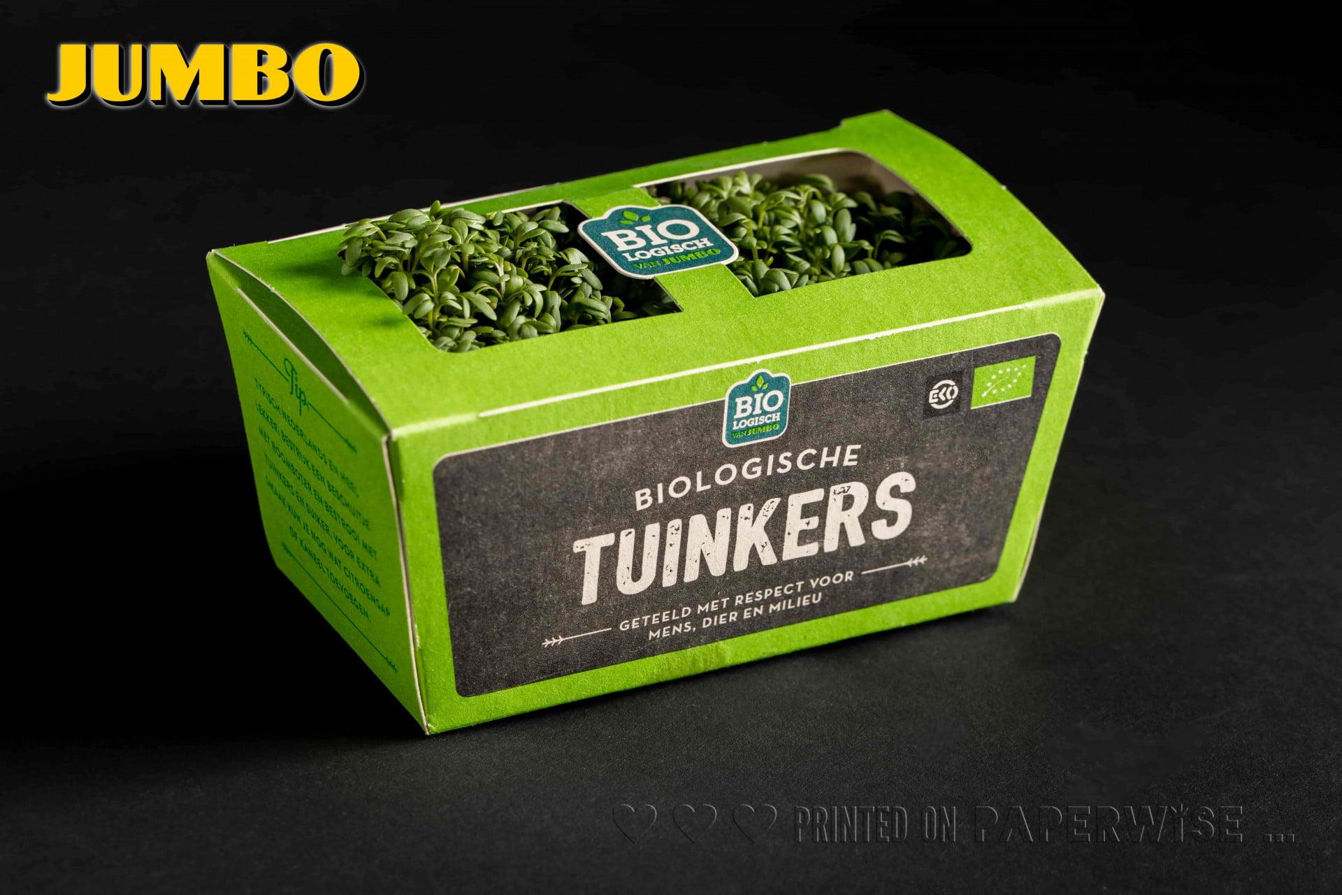 PaperWise packaging fruit & vegetable Jumbo